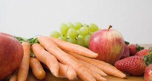 Frutas y niños