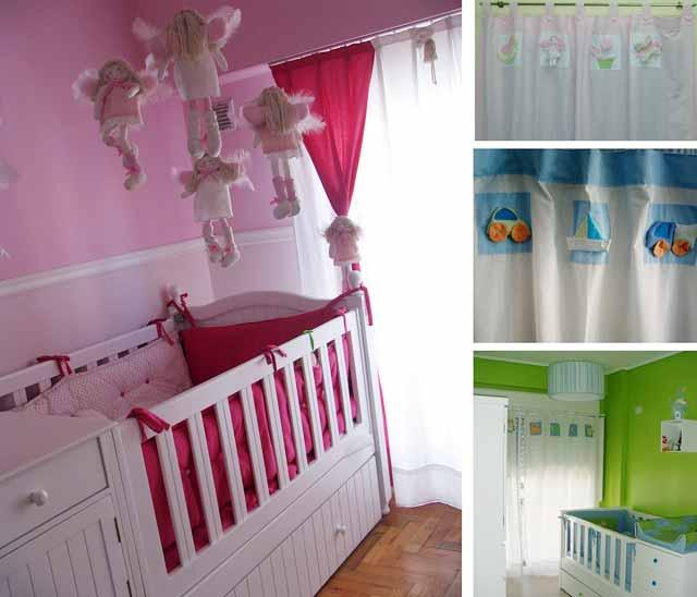 Upala la cunas y accesorios para beb s bebe shopping - Cortinas para bebe nina ...
