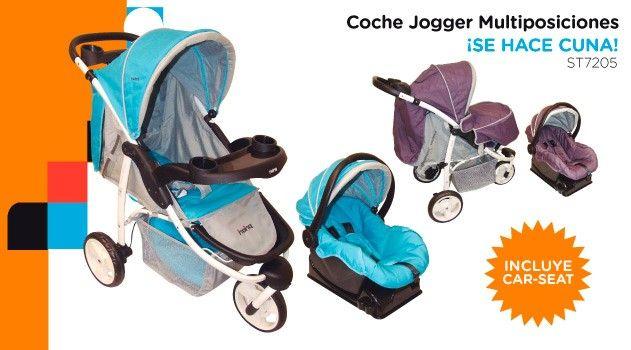 Cochecito jogger ST7205