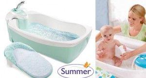 bañera Summer para tu bebé