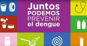 Juntos podemos prevenir el dengue