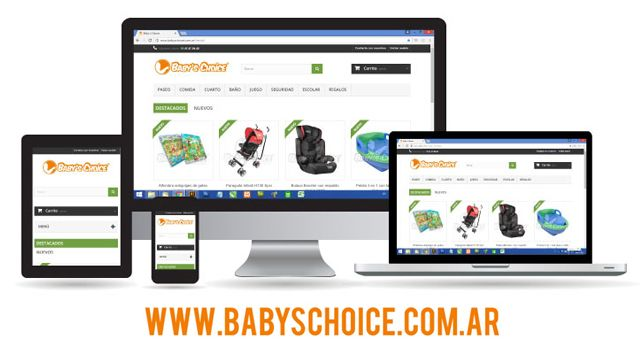 babychoice web responsive