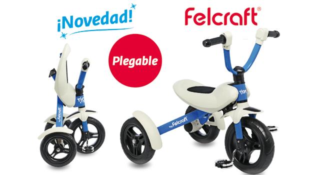 Triciclo Felcraft