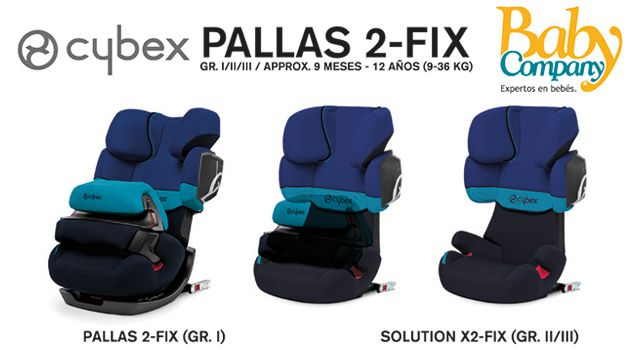cybex pallas 2 fix bebe shopping argentina. Black Bedroom Furniture Sets. Home Design Ideas
