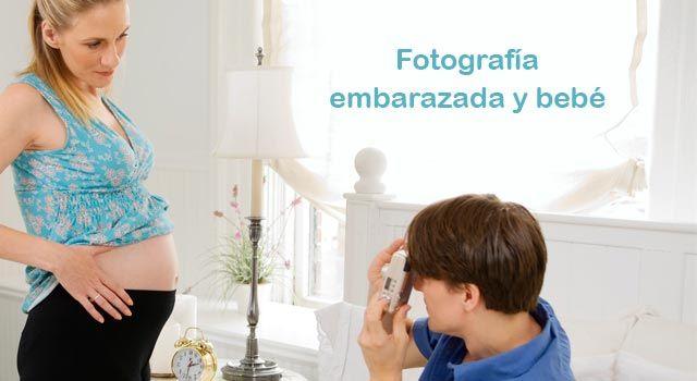 Fotografía para el embarazo