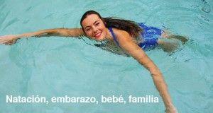 Natacion Embarazadas, gym acuatica
