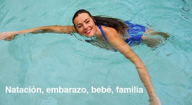 Gimnasia acuática para embarazadas. 15f916909a48