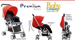 Premium baby cochecito