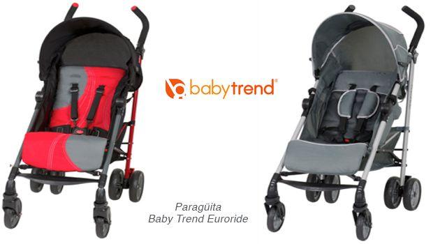 Paragüita Baby Trend Euroride