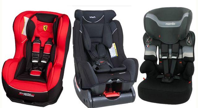 Qu indican las etiquetas de homologaci n en las butacas for Butaca de bebe para auto