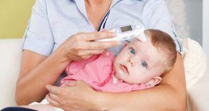 Gripe: un riesgo para los niños pequeños