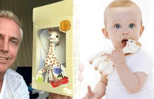 Sophie La Girafe!