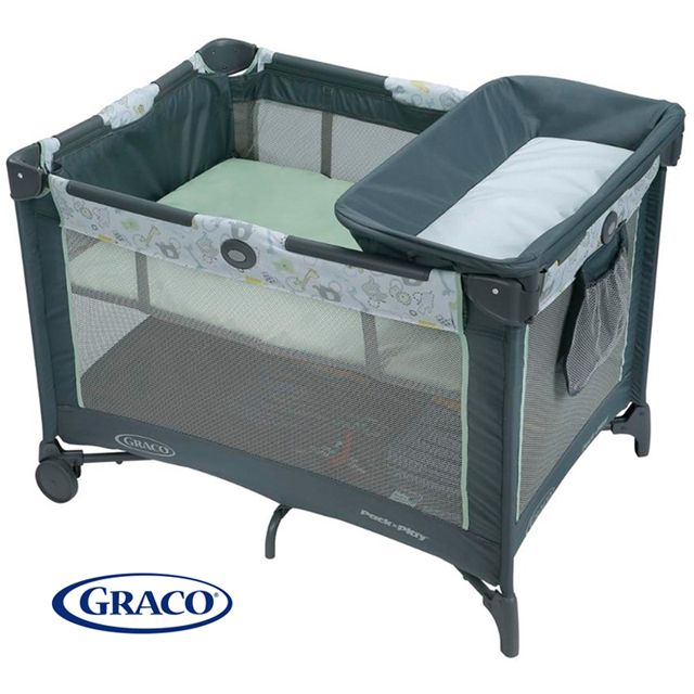 438b166cc Graco presenta su nueva practicuna súper compacta Simple solution