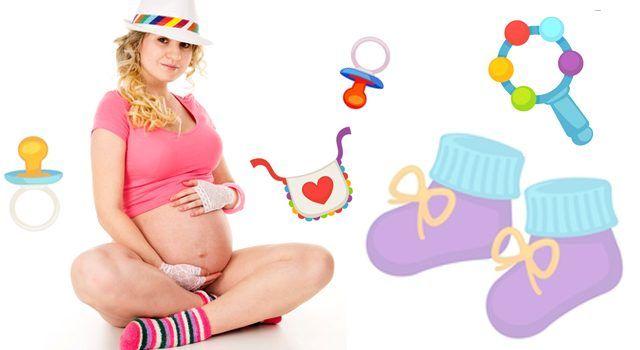 Accesorios embarazo bebé