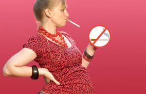 cesación tabáquica en embarazadas