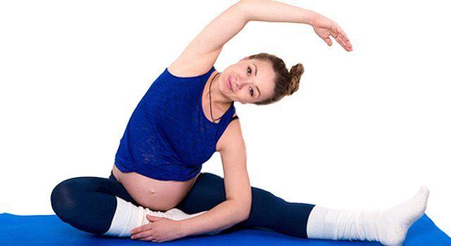 gimnasia durante el embarazo