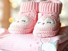 Cómo lavar ropa de bebé de segunda mano